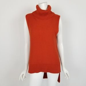 Banana Republic Sleeveless Hi Low Sweater